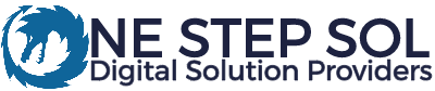 One Step Sol - Digital Solution Providers - main logo